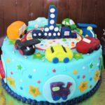 Торты из крема Торты с кремом фото Торт из крема фото Детский торт с кремом Детские тортики из крема фото
