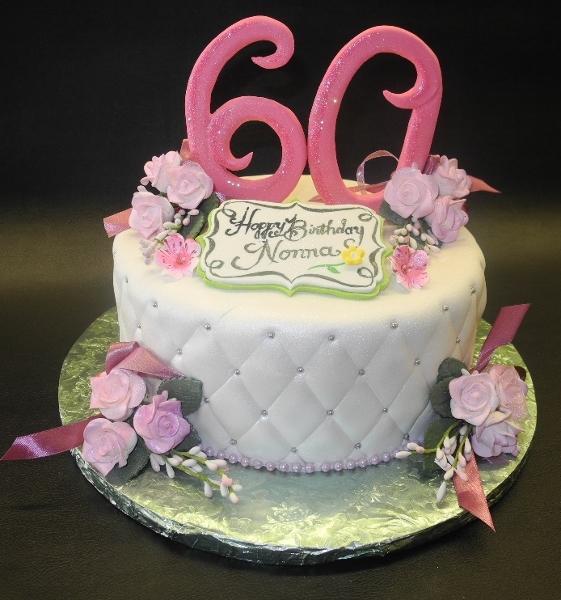 торт мужчине 60 лет