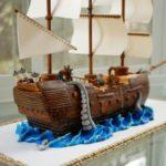 торты корабли
