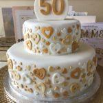 юбилейные торты для женщин фото