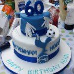 торт для мужчины на 60 лет фото