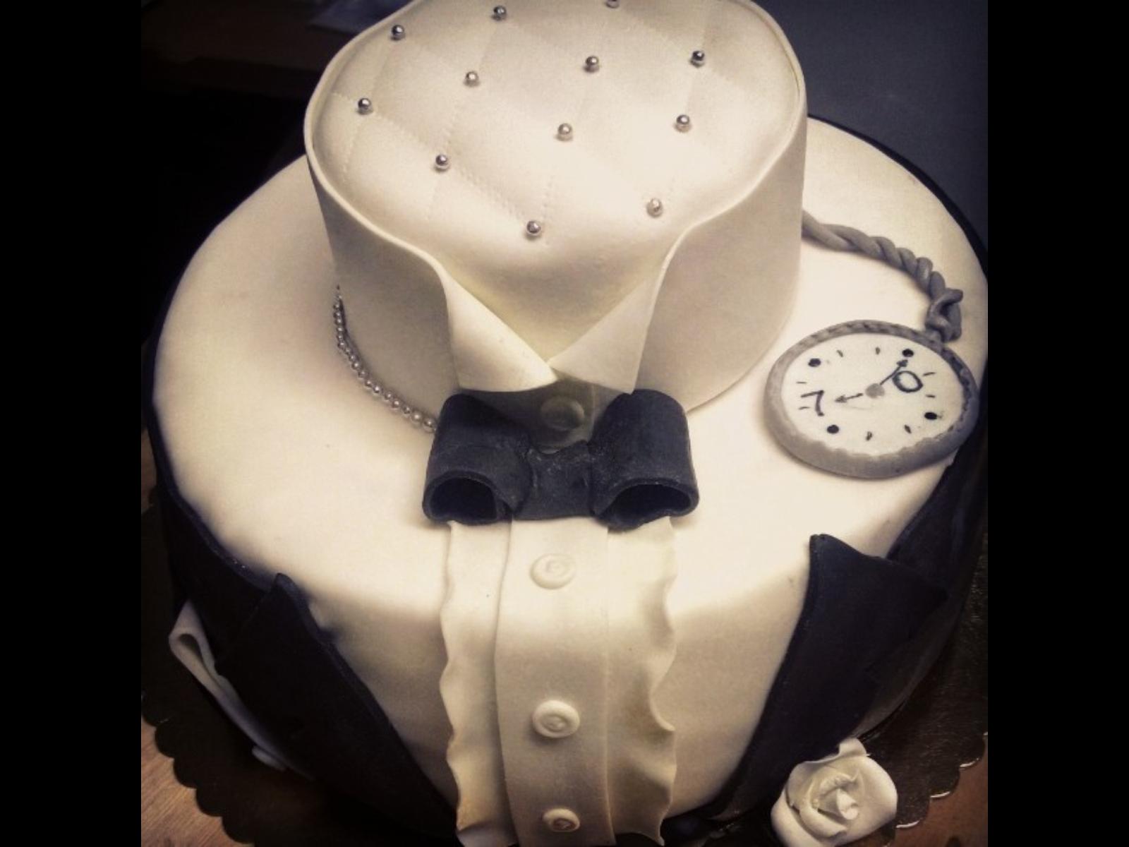 юбилейные торты для мужчин фото