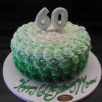 торт мужчине на 60 лет