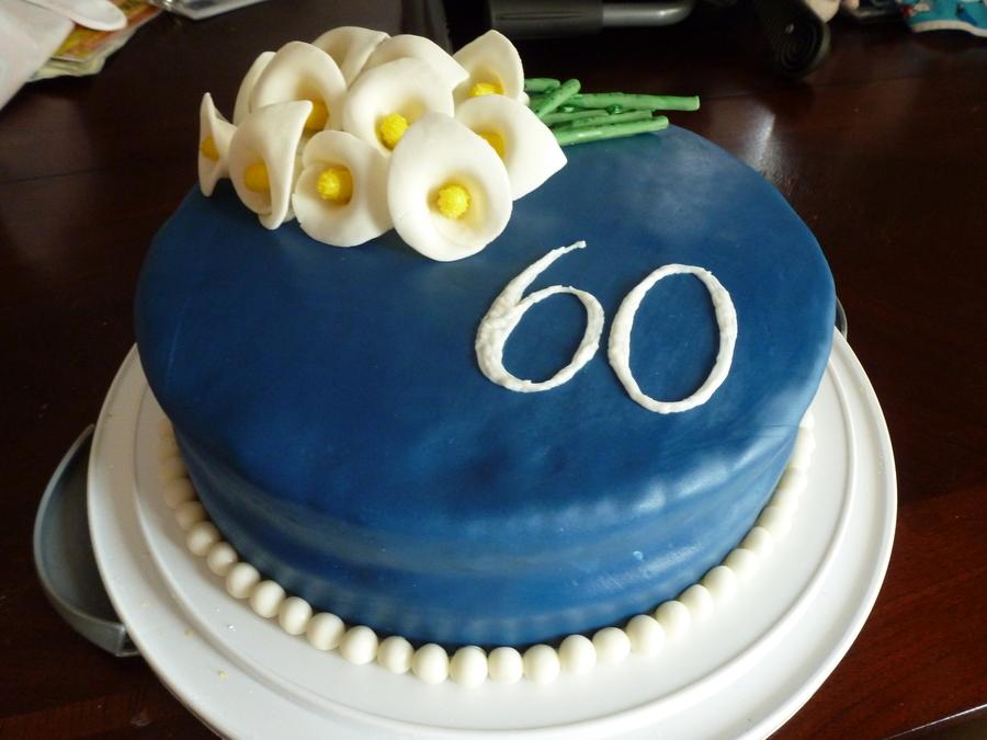торт на 60 лет мужчине