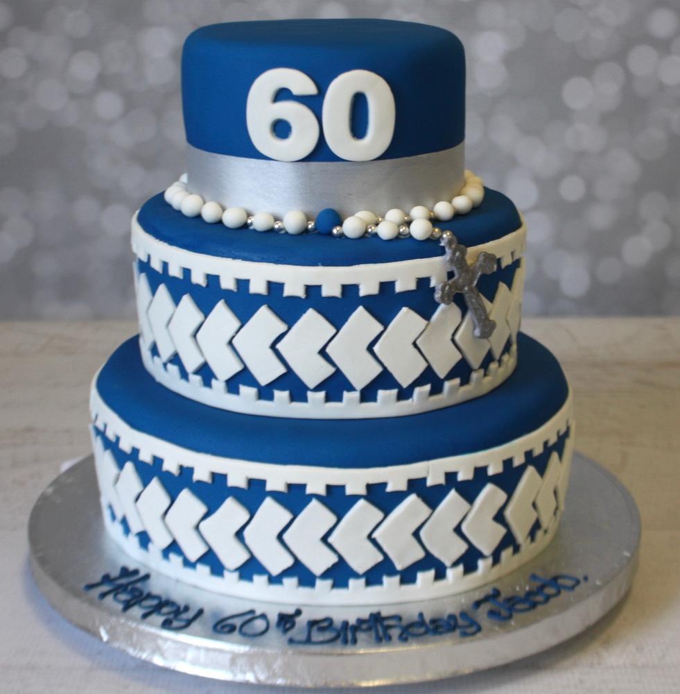 торт на 60 лет мужчине фото