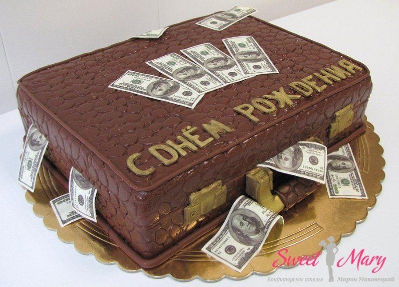 Торт чемодан мастер класс с пошаговым фото