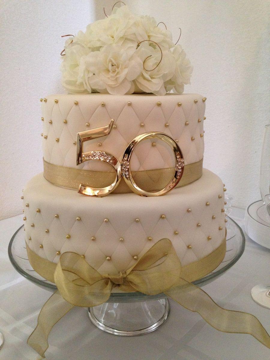 Торт на золотую свадьбу бабушке и дедушке