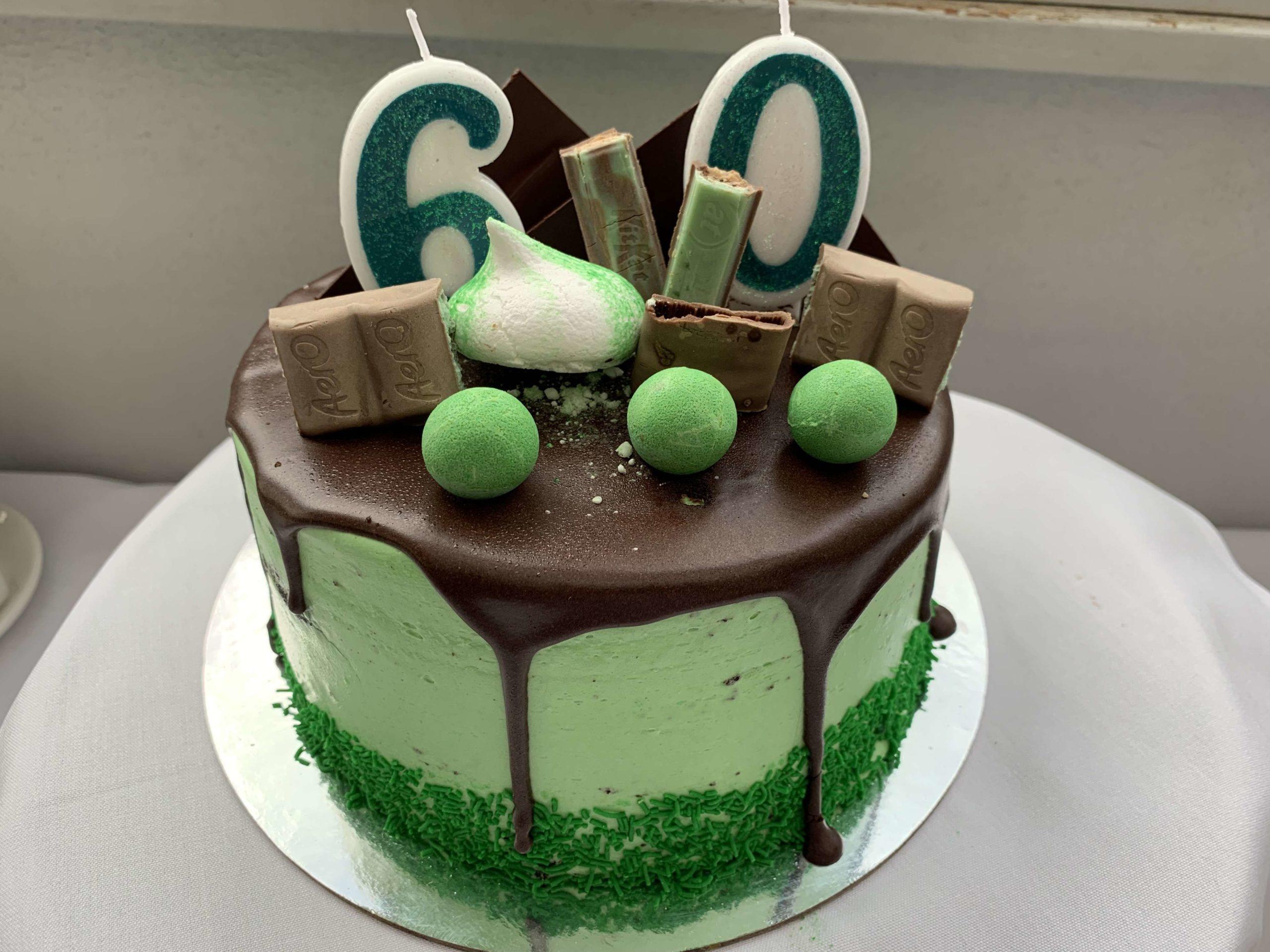 торт на юбилей 60 лет мужчине