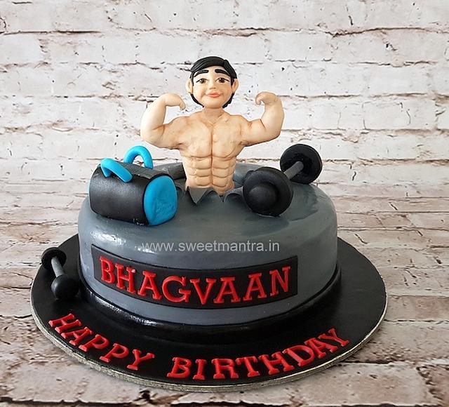 торт парню на день рождения