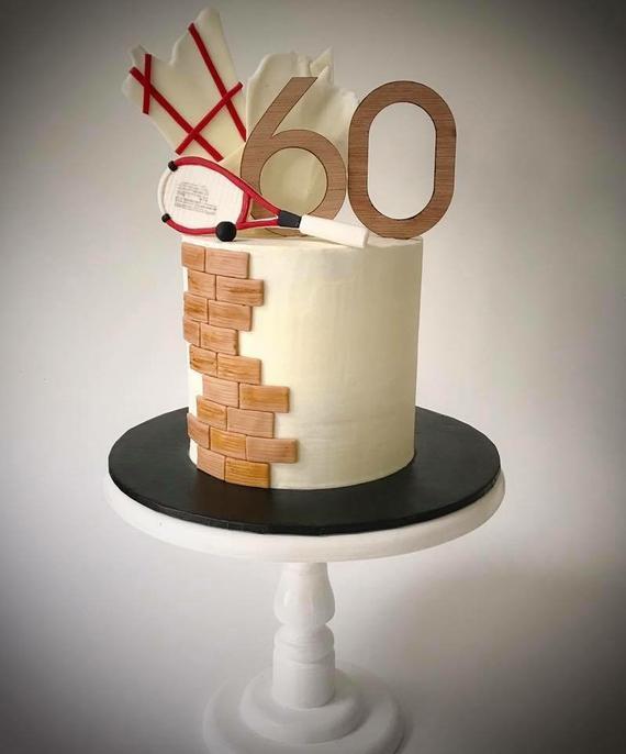 торт на юбилей мужчине 60 лет