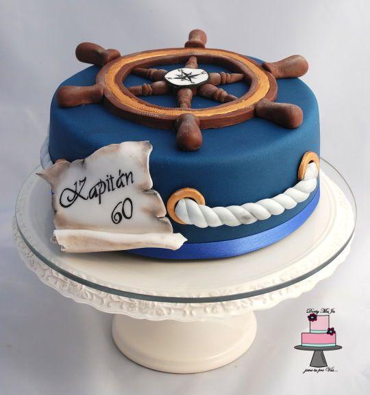 торт папе на 60 лет