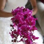 букеты невесты орхидеи