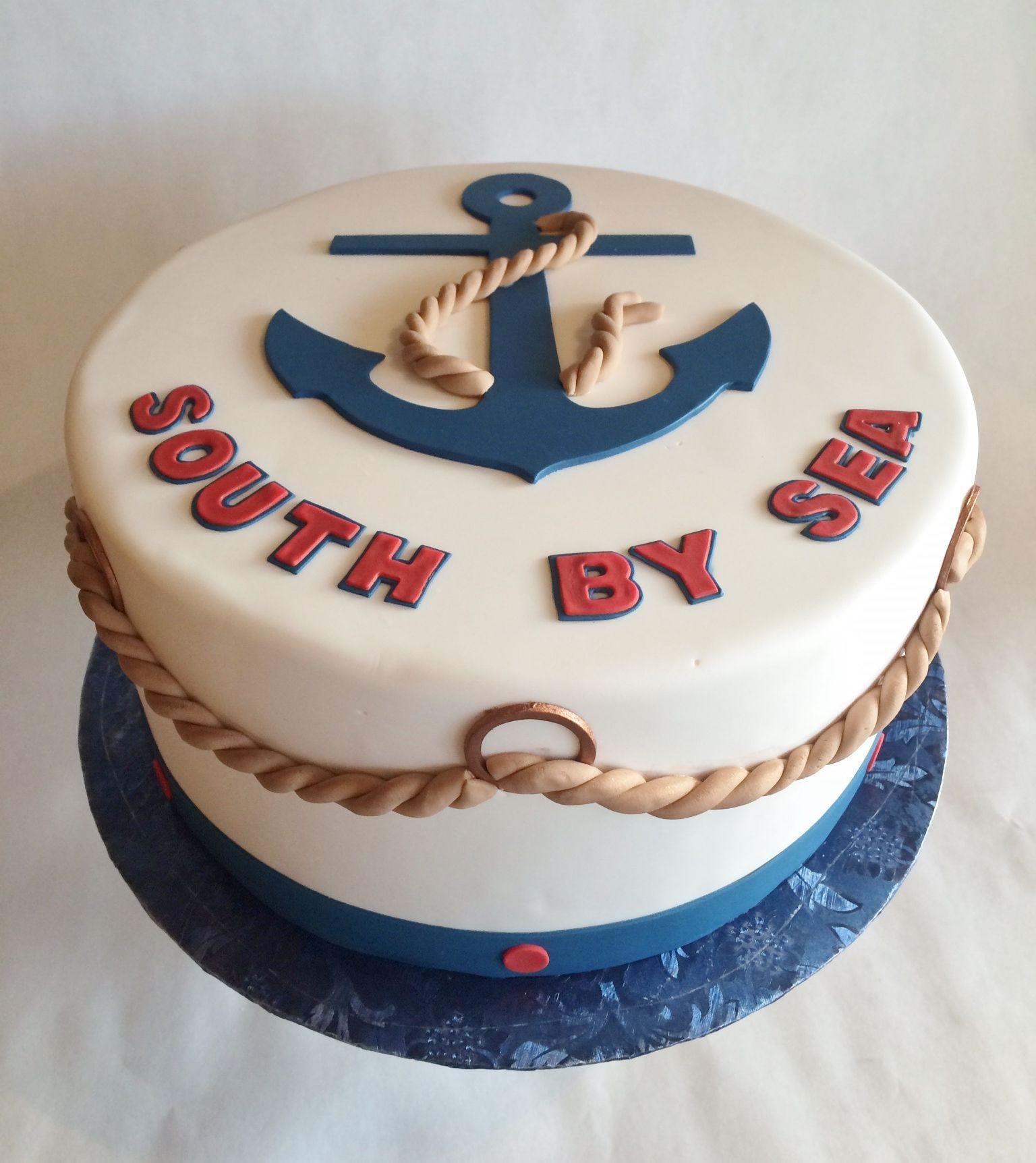 торт мужчине на 60 лет без мастики